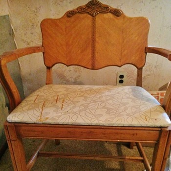 Grandma's Chair