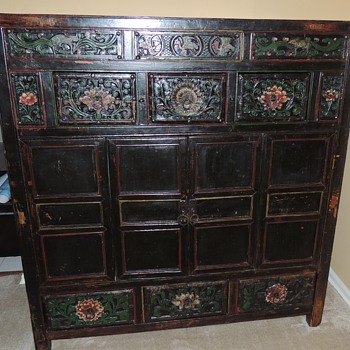 Asian Cabinet - Pictures Updated  - Furniture