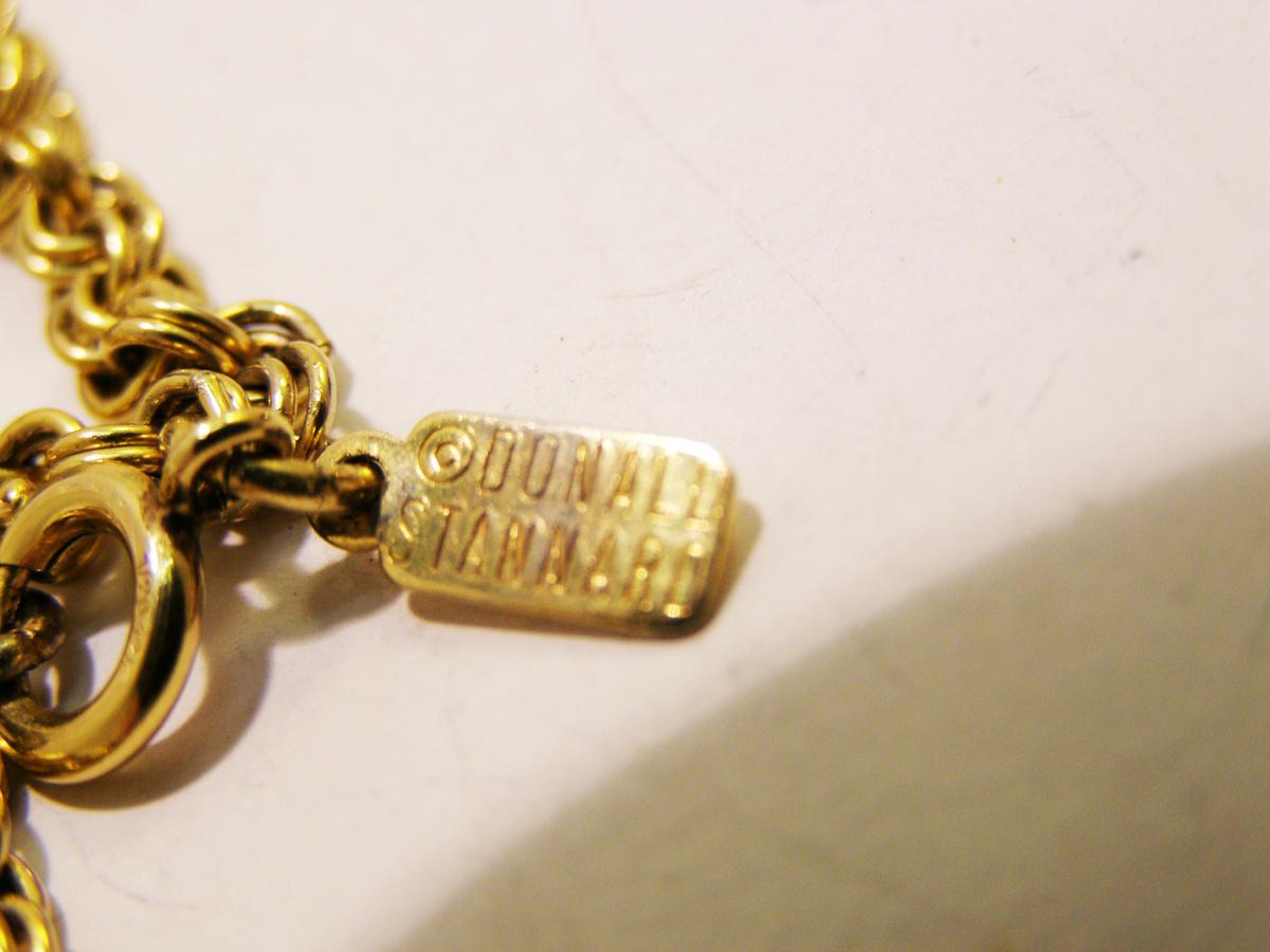 Vintage Donald Stannard Double Dragon Necklace Collectors