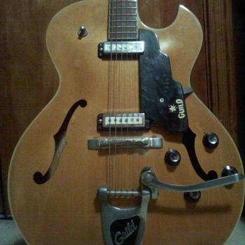 my first vintage - Guitars