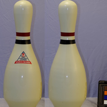 Vulcan Dura-Mark 5-Pin Bowling Pin - Sporting Goods