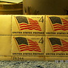 July 4th 1959 United States Postage 4c Stamps
