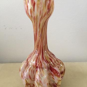 Art Glass Vase Czech? - Art Glass