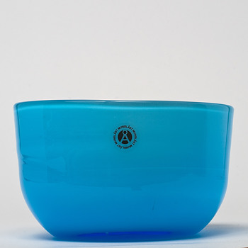 åhlens Munblast bowl - Art Glass