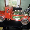 "Towing Services Truck 29""long, and 13""high"