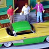 The Studebaker (EL PRESIDENTE') from the Rembrandt Album of Remastered 1/43rd Range Automobilia