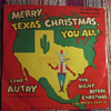 Merry Texas Christmas You All, Gene Autry, 78 RPM