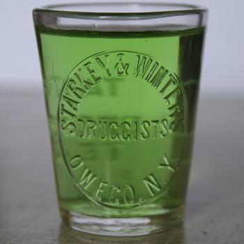 Starkey & Winters Pharmaceutical Glass.....