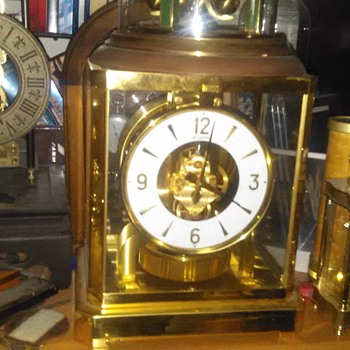 cool find clock LeCoultre Atmos clock - Clocks