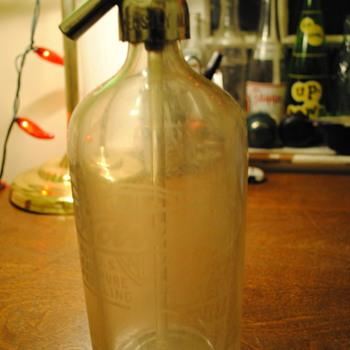 Wolverine Seltzer Bottle