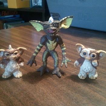 80s Gremlins figures - Toys