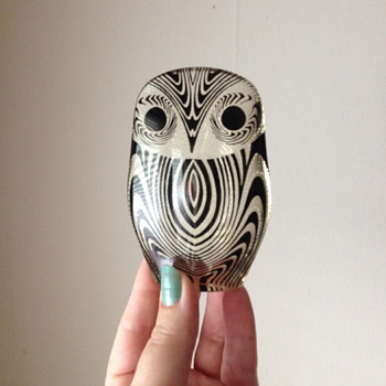Abraham Palatnik Lucite Owl - Fine Art
