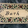 Persian Tile - 'Bath'