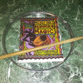Percussionist Mickey Hart.... - Music Memorabilia