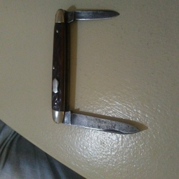 Remington cirrcle pocket knife