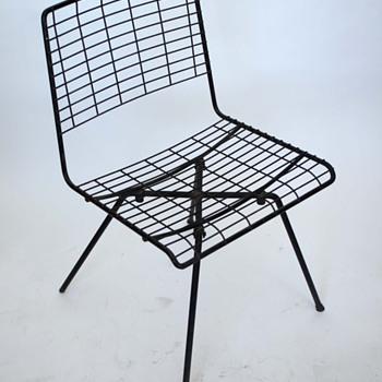 Beautiful bastard chair. Anyone know the designer?? - Furniture