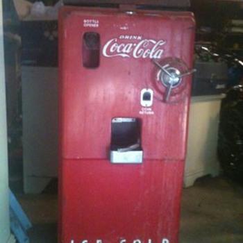Help Identify a Coke Machine - Coca-Cola