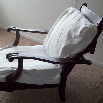 Mission Resort Chair? - Furniture