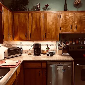 1954 Hardwood Cabinets restored - Furniture