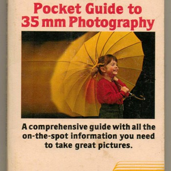 1983 - Kodak Pocket Guide - Cameras