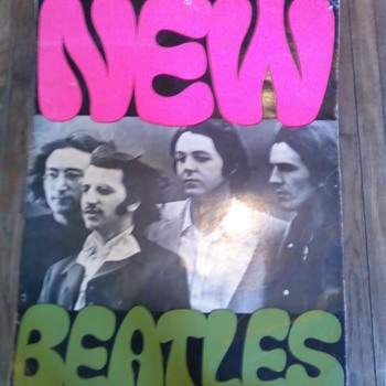 Beatles poster - Posters and Prints