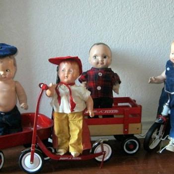 The Compo Boys - Dolls