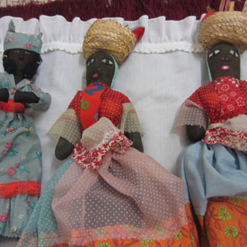 Cloth dolls, Britian dolls, Indian dolls  - Dolls
