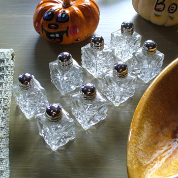 Imperial Glass Mini Shakers - Glassware
