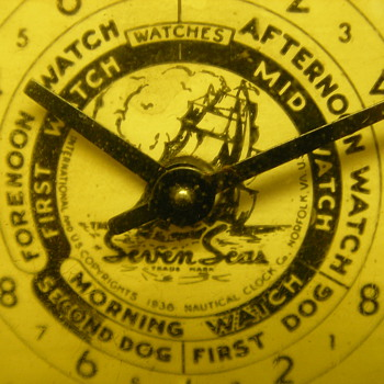 Seven Seas Pocket Watch by Nautical Clock Co. - Pocket Watches