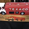 Texaco jet fuel toy truck