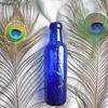FLEET'S OF BIRTLEY COBALT BLUE CYLINDER