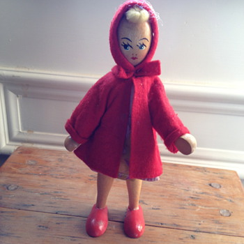 doll from childhood - Dolls