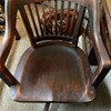 Marble and Shattuck Banker Chair