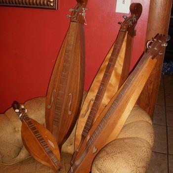 Dulcimers - Musical Instruments