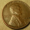 1940 wheat penny