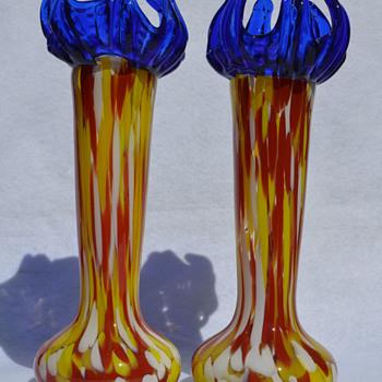 Welz with a flourish - Art Glass