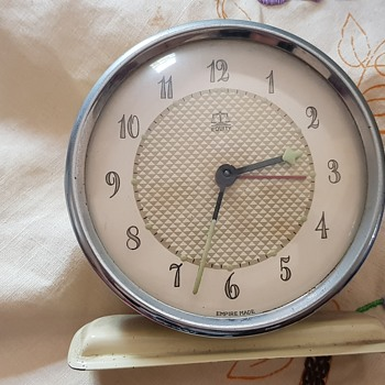 Empire Made Alarm clock - Clocks