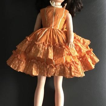Madame Alexander Polly doll - Dolls