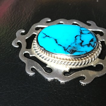 Vintage brooch  - Fine Jewelry