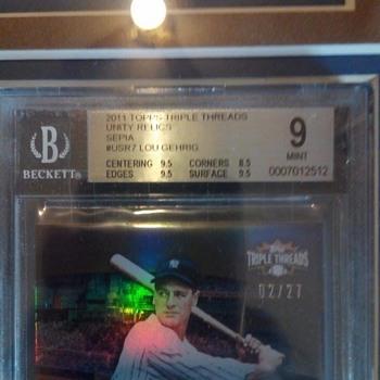 Lou Gherig - Baseball