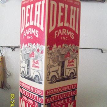 Milk Carton - Bottles