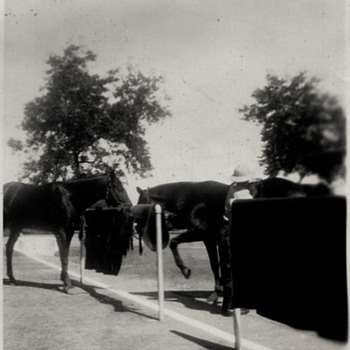 1920s Scenes from a US Army Base - Photographs