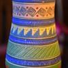 A large Tonala Aztec Ware [Opaco] Vase