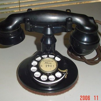 W.E. A1 desk cradle set - Telephones