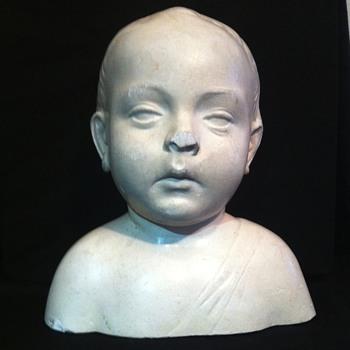 Buste D'Enfant Francesco Laurana 1430 - 1502 (Musee Du Louvre Moulding Workshop) - Fine Art