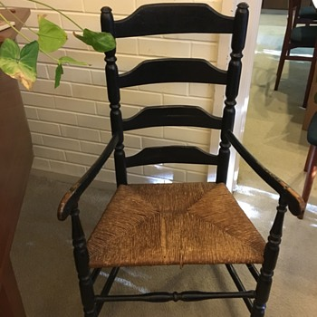 Very old Shaker chair - Furniture