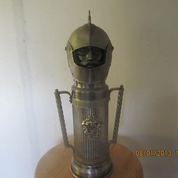 Armoured Knight - Bottles