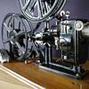Le Fulgur 35mm projector