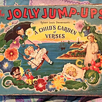 A Child's Garden with Verses, The Jolly Jump-Ups