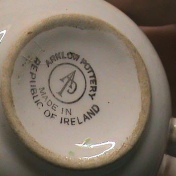 Arklow Pottery Ireland - China and Dinnerware